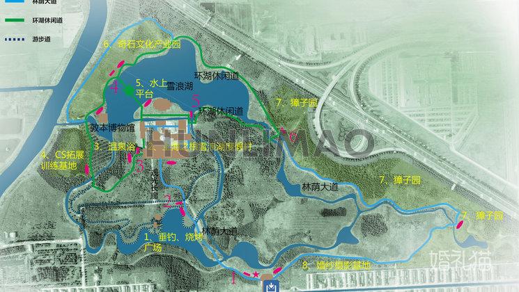 上海之根雪浪湖度假村-