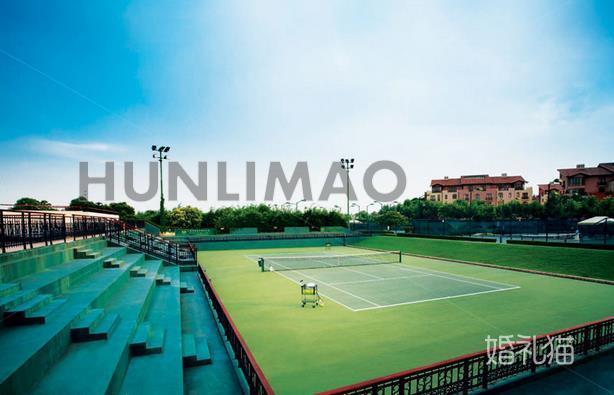 西庭网球俱乐部和公寓-