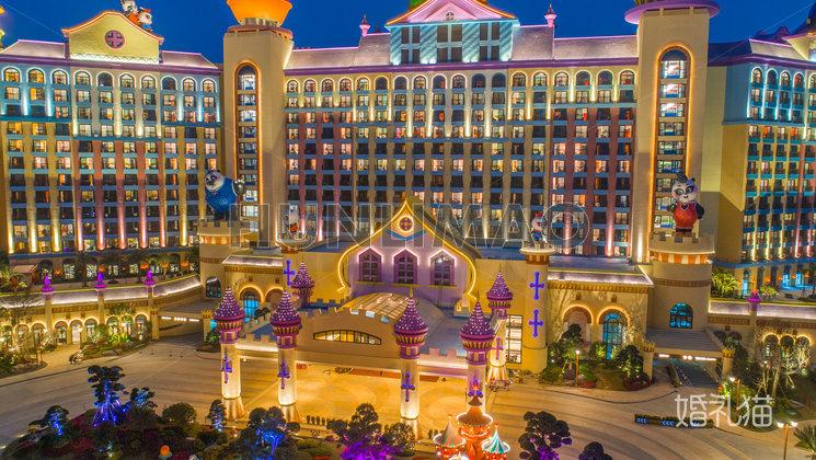长隆熊猫酒店-长隆熊猫酒店-酒店外观2