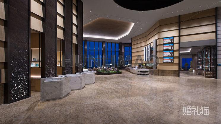 惠州小径湾艾美酒店-
