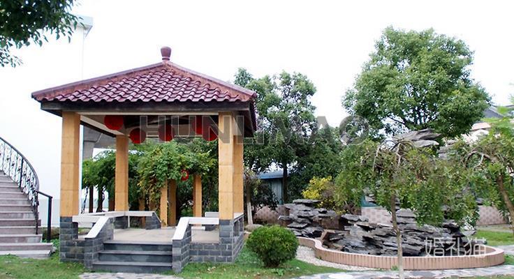花木人家-玫瑰婚礼主题公园-