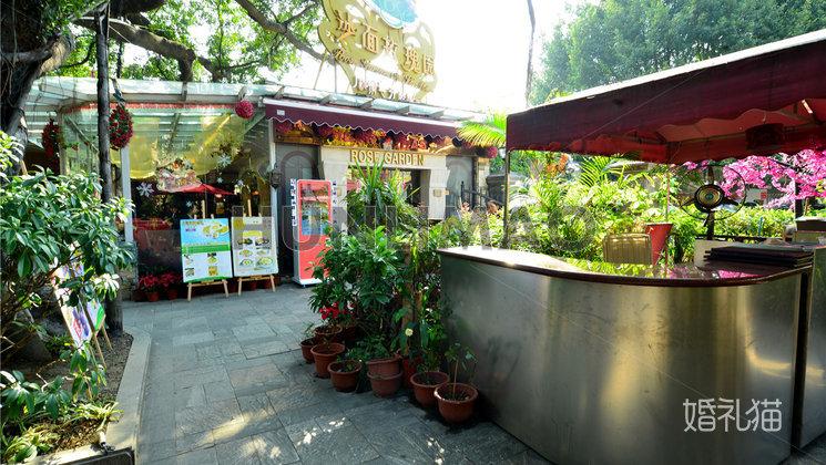 沙面玫瑰园西餐厅-沙面玫瑰园-户外6