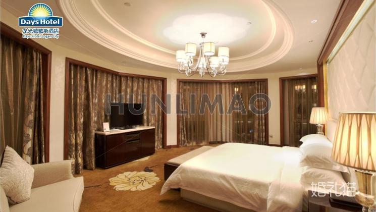 惠州龙光城戴斯酒店-