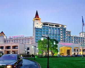 上海美兰湖皇冠假日酒店