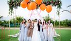 玫瑰庄园婚礼会馆-玫瑰庄园婚礼会馆-户外婚礼留影区
