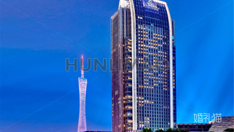 富力丽思卡尔顿酒店-广州富力丽思卡尔顿酒店-正门