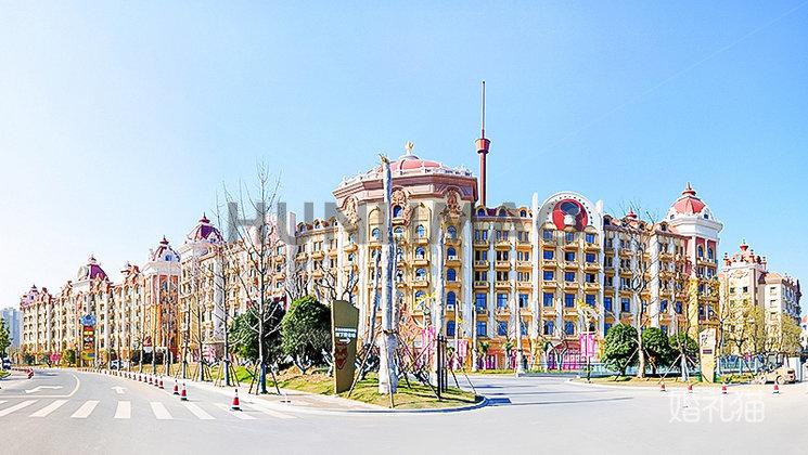 恐龙主题度假酒店-