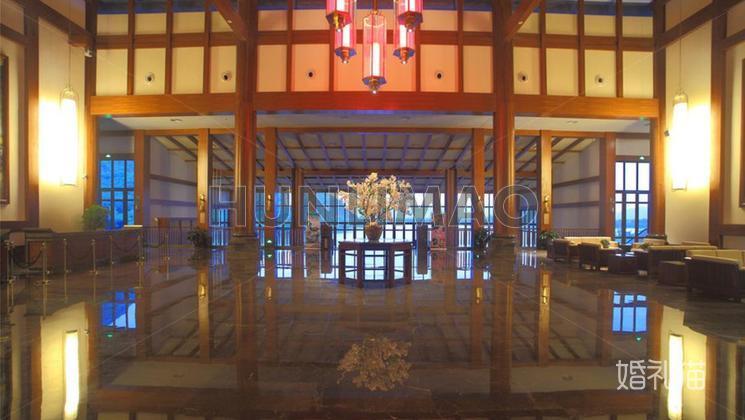 清远英德宝晶宫天鹅湖温泉酒店-