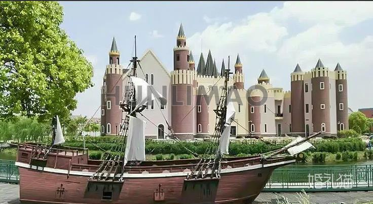 上海安徒生童话乐园(天鹅宫宴会中心)-