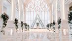 玫瑰庄园婚礼会馆-玫瑰庄园婚礼会馆-拾光仪式堂2