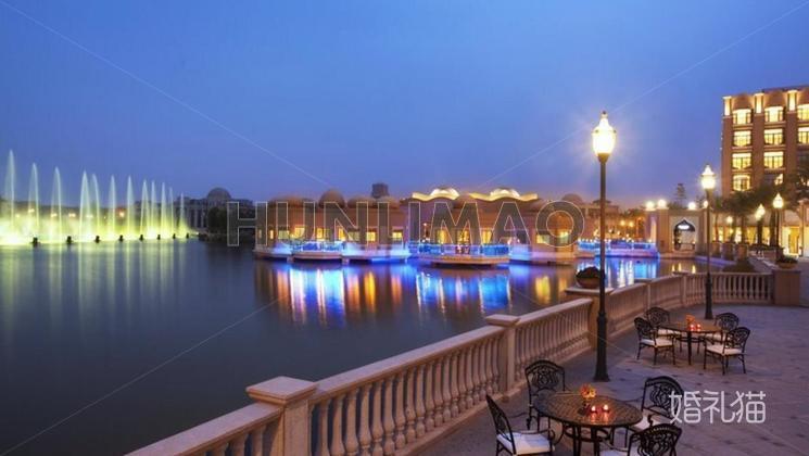 清远狮子湖喜来登度假酒店-