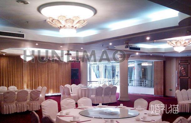 上海虹港大酒店-