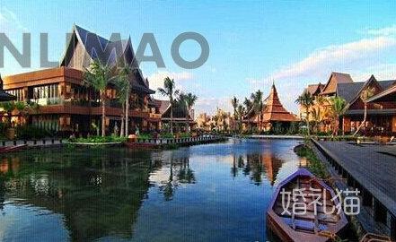 三亚湾红树林度假世界酒店-