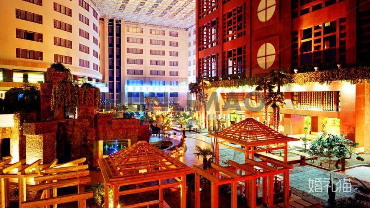 五洲花园大酒店-