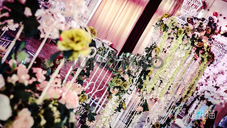 圣拉维高端婚礼会馆(DreamHouse滨江店)-