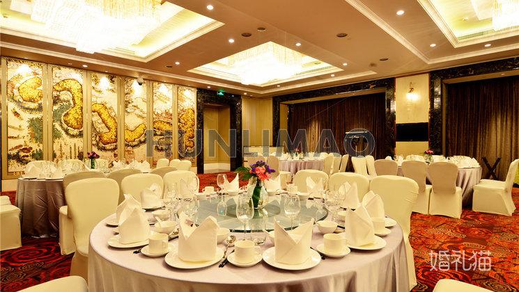 广州希尔顿逸林酒店-希尔顿逸林酒店-宴会厅2