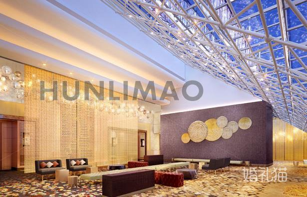 万豪虹桥大酒店-