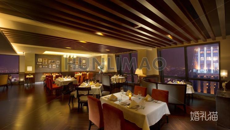 中山利和希尔顿酒店-中山利和希尔顿酒店-西餐厅1