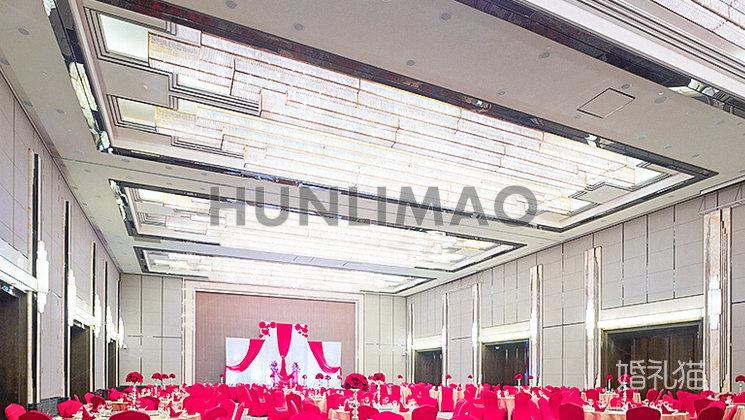 上海新桥绿地铂骊酒店-