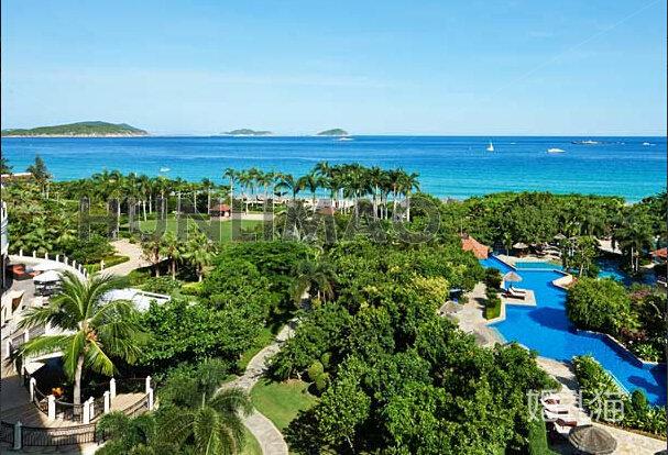 亚龙湾万豪度假酒店-